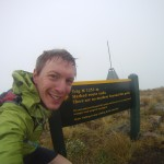 At Trig Point M